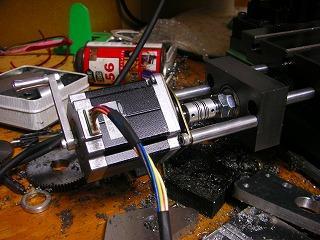 標準的な56mm角の中古モーター